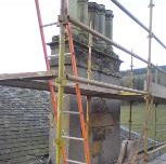 Chimney repairs From chimney re-pointing to complete rebuild