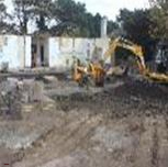 Ground works We are experienced in a number of ground works.